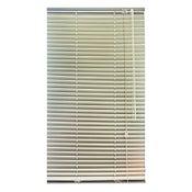 Store vénitien 899820 aluminium, nickel mat, l.60 x H.175 cm