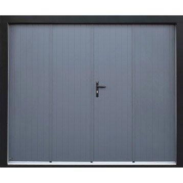porte de garage pliante ouverture la fran aise porte. Black Bedroom Furniture Sets. Home Design Ideas