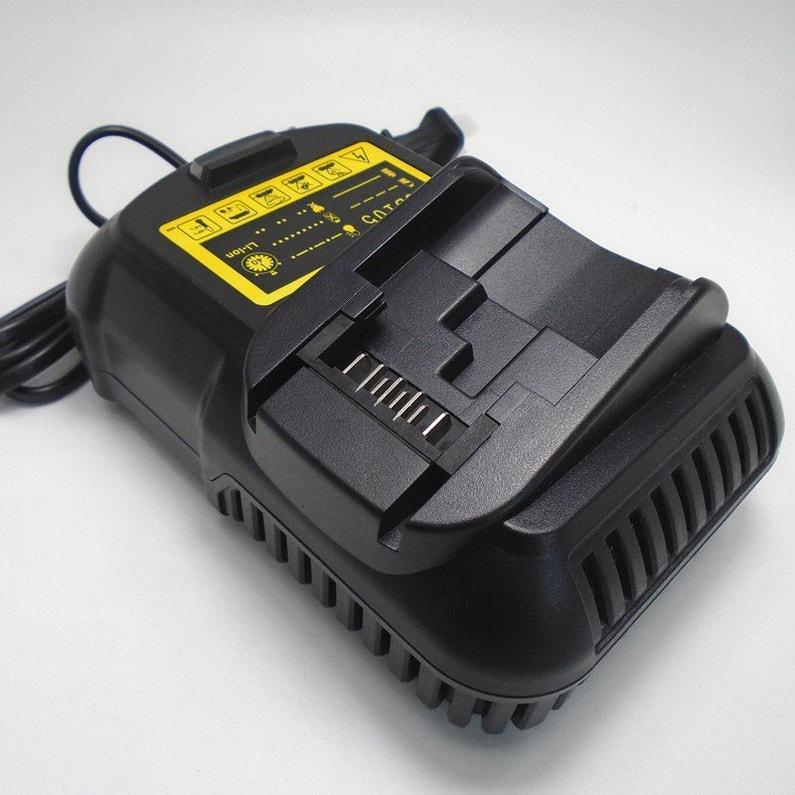 Chargeur Compatible Lithium Dewalt 10 8 18 V