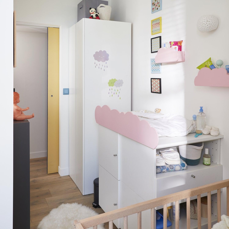 Captivant Du Rangement Optimisé Dans La Chambre De Bébé