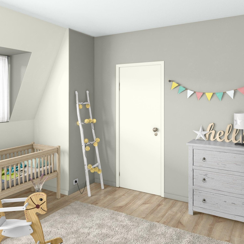 Des couleurs naturelles dans la chambre de bébé | Leroy Merlin