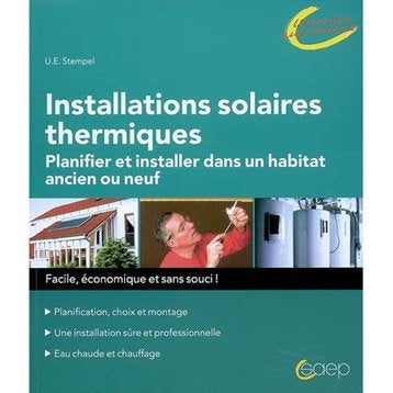 Installations solaires thermiques, Saep