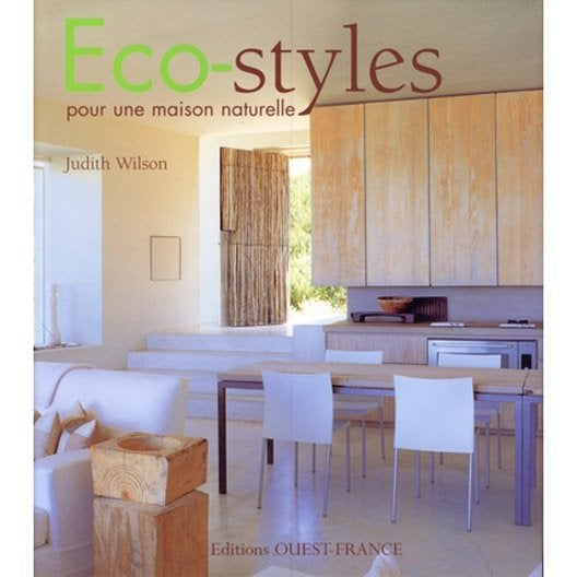 eco styles pour une maison naturelle ouest france leroy merlin. Black Bedroom Furniture Sets. Home Design Ideas