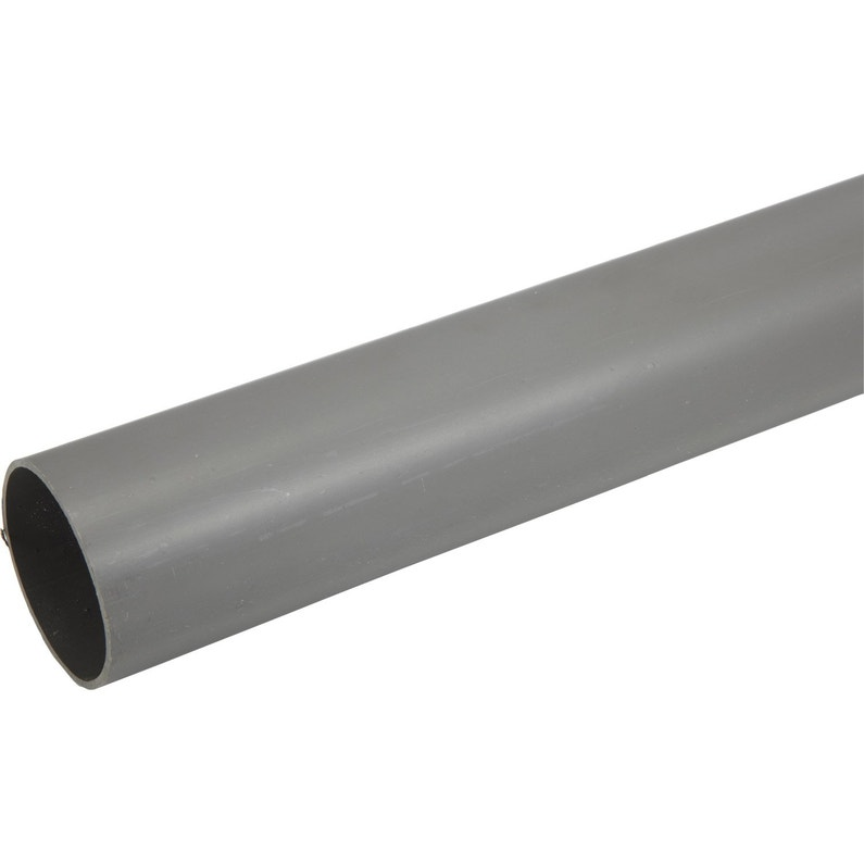 Tube Dévacuation Pvc Diam63 Mm L2 M