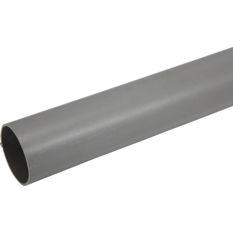 Tube Dévacuation Pvc Diam63 Mm L4 M