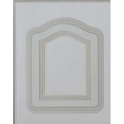 Peinture à effet Charme mat LES DECORATIVES, perle, 0.5 l