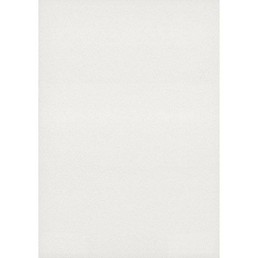 papier peint intiss paillette blanc blanc n 0 leroy merlin. Black Bedroom Furniture Sets. Home Design Ideas