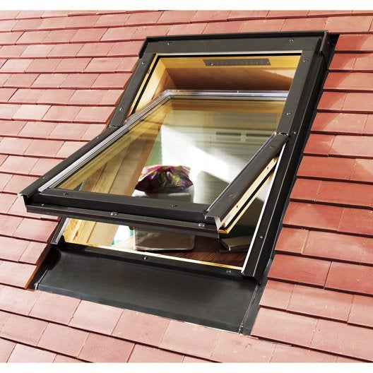 Remplacement d 39 un vitrage fen tre de toit inf rieur ou for Installer fenetre de toit
