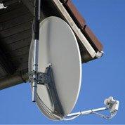 Réglage d'une antenne parabolique motorisée par Leroy Merlin