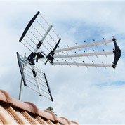 Pose d'une antenne hertzienne ou parabolique fixe par Leroy Merlin