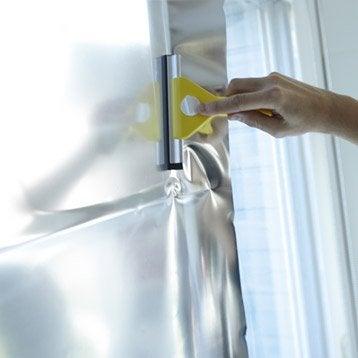 Film sans tain film anti chaleur film adh sif pour for Miroir adhesif rouleau