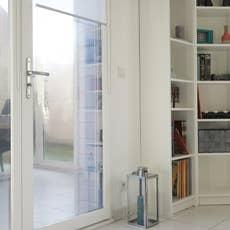 film adh sif vitrage miroir sans tain r fl chissant l. Black Bedroom Furniture Sets. Home Design Ideas