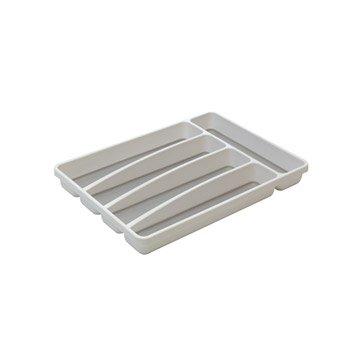 Range couverts et tapis fond de tiroir poubelle tabouret et accessoires de cuisine leroy merlin - Range couverts 30 cm ...