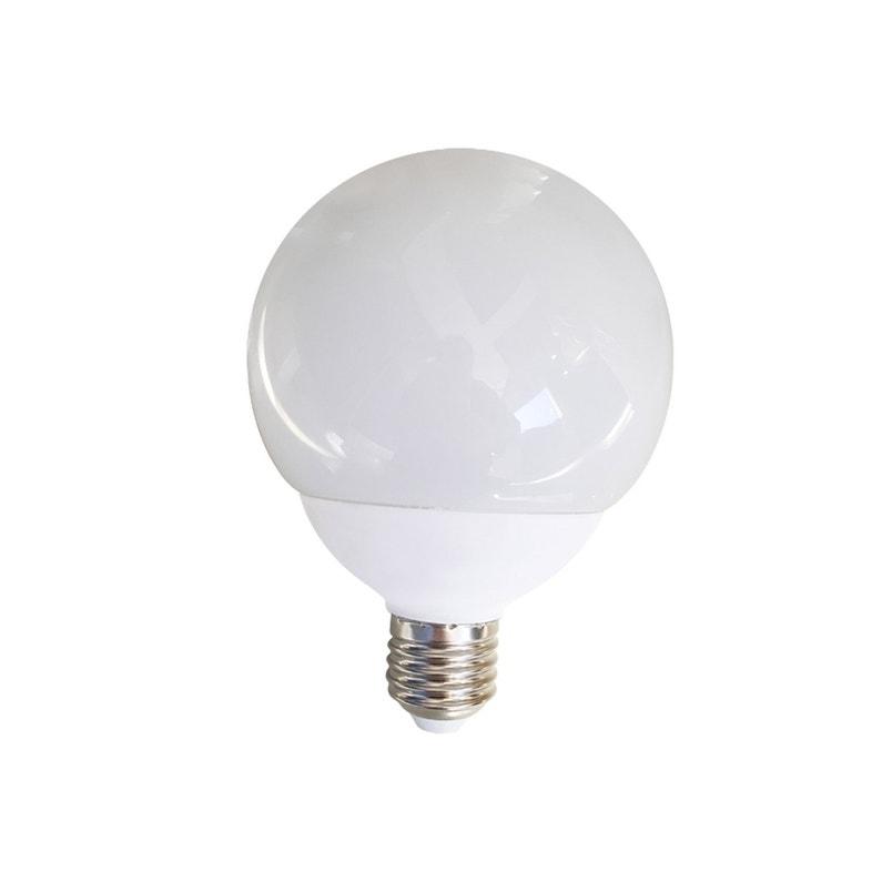 Ampoule Globe Led 8w 806lm Equiv 60w E27 3000k Lexman