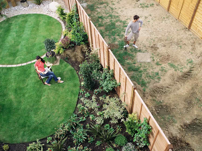 Mur, clôture mitoyenne : droits et devoirs