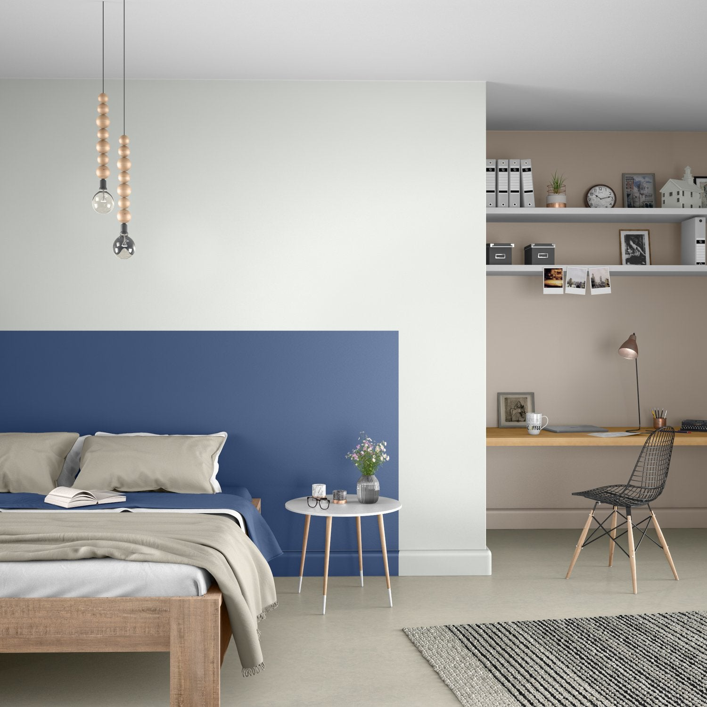 bleu canard bleu paon ou bleu turquoise leroy merlin. Black Bedroom Furniture Sets. Home Design Ideas
