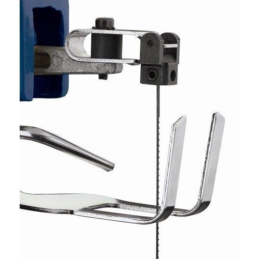scie chantourner scheppach avec 64 accessoires 125 w leroy merlin. Black Bedroom Furniture Sets. Home Design Ideas