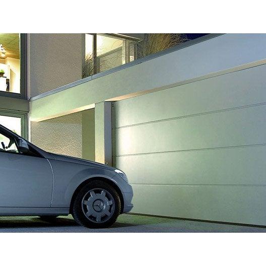 Porte de garage sectionnelle motoris e hormann x l - Moteur porte de garage sectionnelle hormann ...