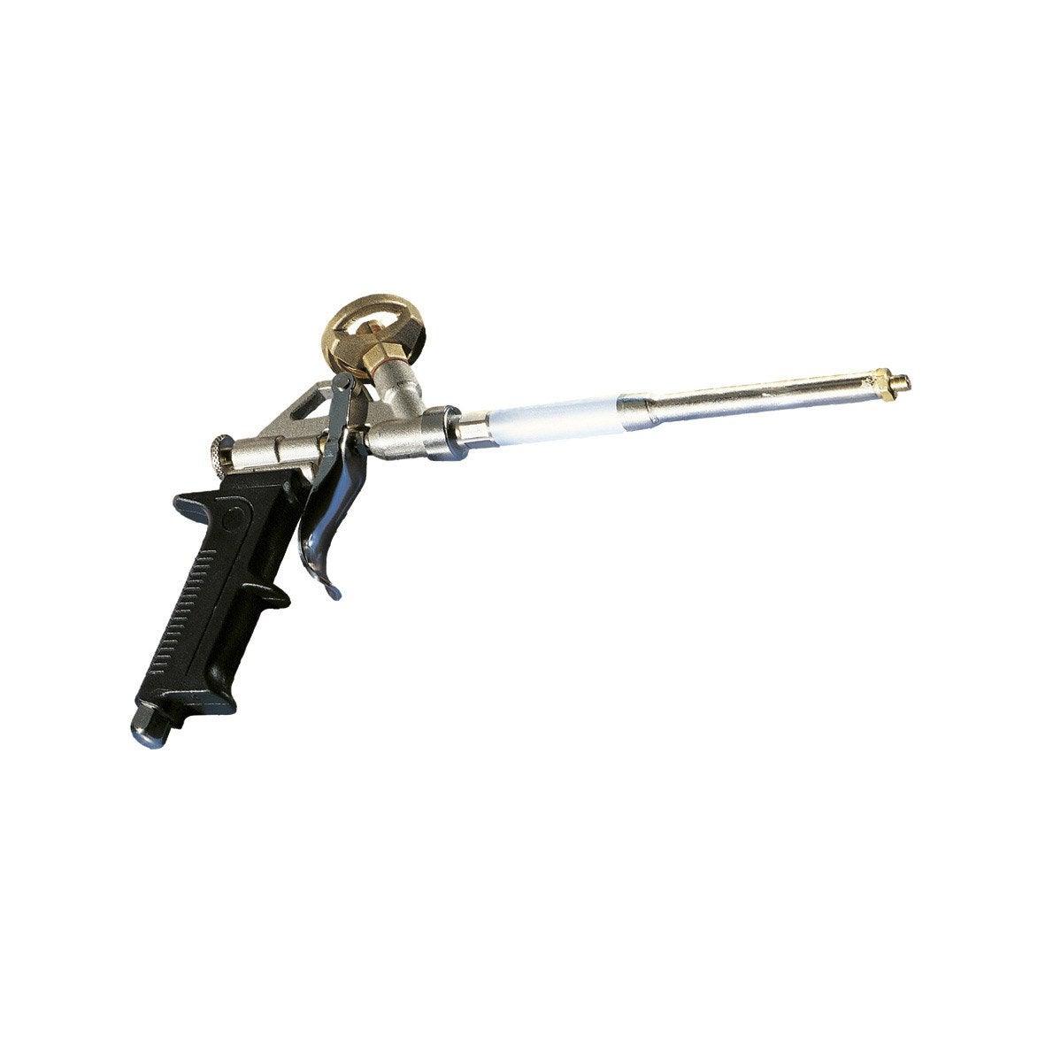 Pistolet mousse expansive pu polyuréthane Metallique