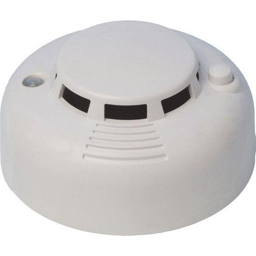 d tecteur de fum e interconnectable une alarme eden ha2000s 3 ans leroy merlin. Black Bedroom Furniture Sets. Home Design Ideas