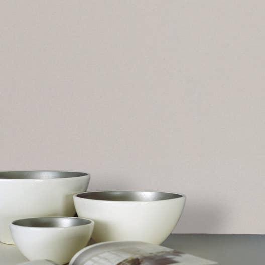 papier peint intiss lisse mat gris leroy merlin. Black Bedroom Furniture Sets. Home Design Ideas