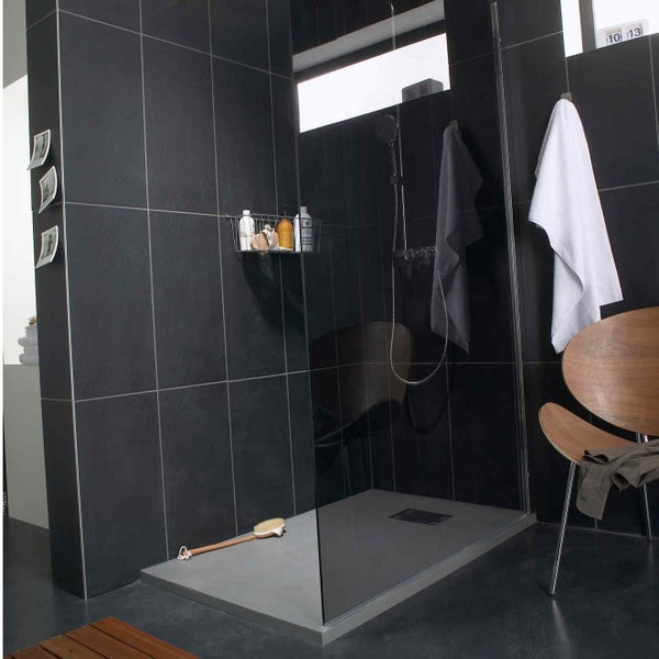 comment choisir sa porte et sa paroi de douche leroy. Black Bedroom Furniture Sets. Home Design Ideas