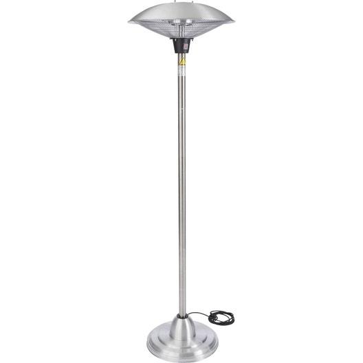 parasol chauffant favex electrique