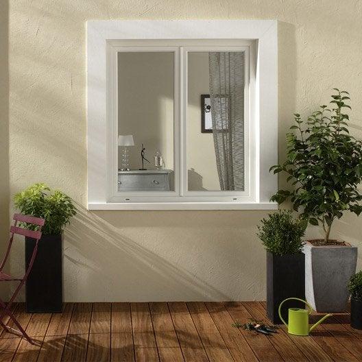 remplacement d 39 une fen tre 2 vantaux en r novation par leroy merlin leroy merlin. Black Bedroom Furniture Sets. Home Design Ideas