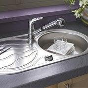 Remplacement d'un évier et de son robinet par Leroy Merlin