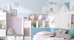 des chambres d enfants garcon fille bebe l - Chambre Scandinave Pastel