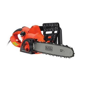 Tronçonneuse électrique BLACK & DECKER Cs2040 2000 W, coupe de 40 cm