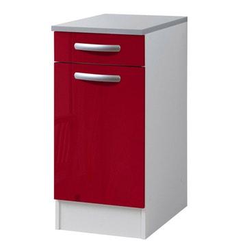 meuble de cuisine 1er prix spring meuble haut bas et. Black Bedroom Furniture Sets. Home Design Ideas