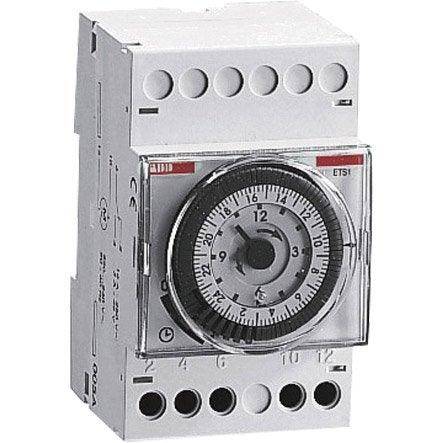 Horloge Abb 230 V 16 A Leroy Merlin