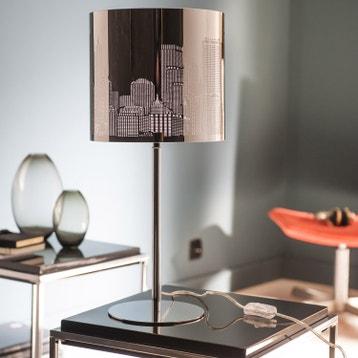 Lampe De Chevet Tactile New York Au Meilleur Prix Leroy Merlin