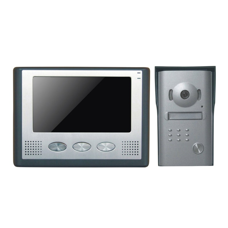 Visiophone filaire SYSTEC 2fils 9    Leroy Merlin 9c066e47288f