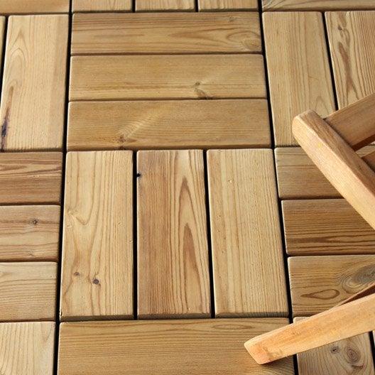 dalle terrasse caillebotis terrasse bois terrasse composite au meilleur prix leroy merlin. Black Bedroom Furniture Sets. Home Design Ideas