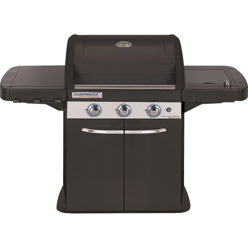 Barbecue Au Gaz Campingaz 3 Series Classic Lxsd Plus Noir