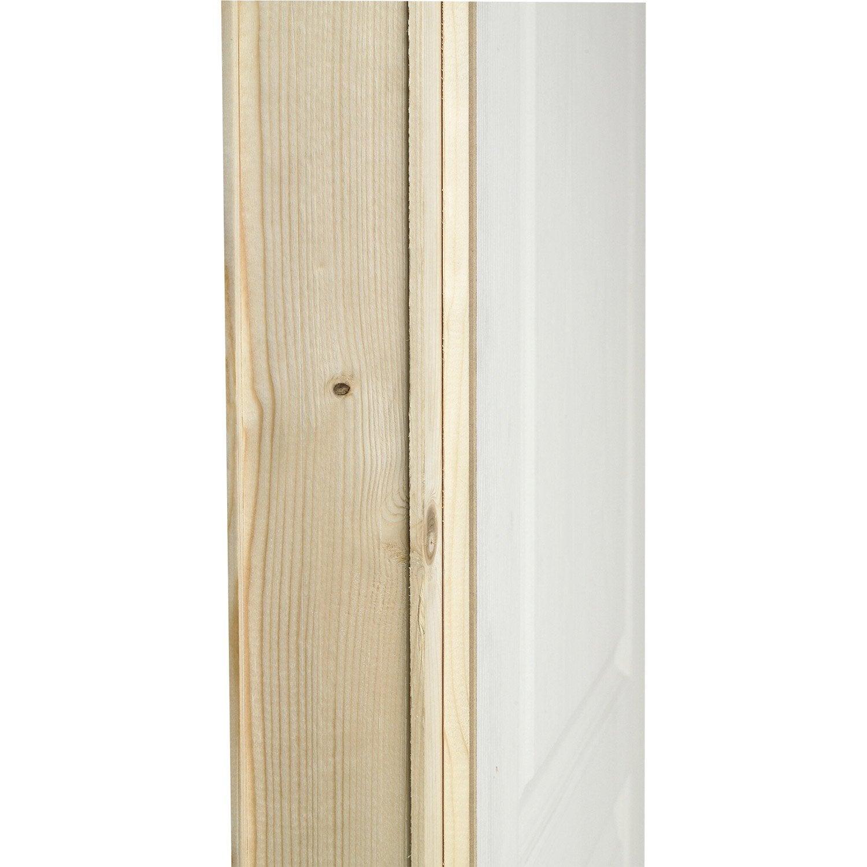 bloc porte postform x cm poussant droit leroy merlin. Black Bedroom Furniture Sets. Home Design Ideas