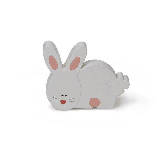 Bouton de meuble en plastique mat s rie lapin leroy merlin - Meuble en plastique ...