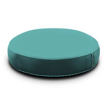 pouf ext rieur gonflable xxl my note deco turquoise. Black Bedroom Furniture Sets. Home Design Ideas