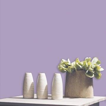 Papier peint intissé Paillette violet-violet n°5