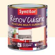 Peinture de rénovation Rénov'cuisine SYNTILOR, vanille, 0.5 L