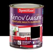 Peinture de rénovation Rénov'cuisine SYNTILOR, noir, 1 L
