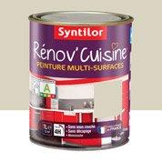 Peinture de rénovation Rénov'cuisine SYNTILOR, crème de gingembre, 1 L
