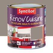 Peinture de rénovation Rénov'cuisine SYNTILOR, macaron, 0.5 L