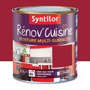 Peinture de rénovation Rénov'cuisine SYNTILOR, gaspacho, 0.5 L