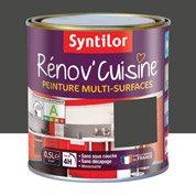 Peinture de rénovation Rénov'cuisine SYNTILOR, gris payot, 0.5 L