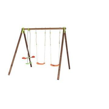 portique balan oire aire de jeux leroy merlin. Black Bedroom Furniture Sets. Home Design Ideas