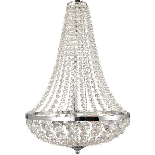 Lustre New York Leroy Merlin Finest Perfect Elegant Lustre Led