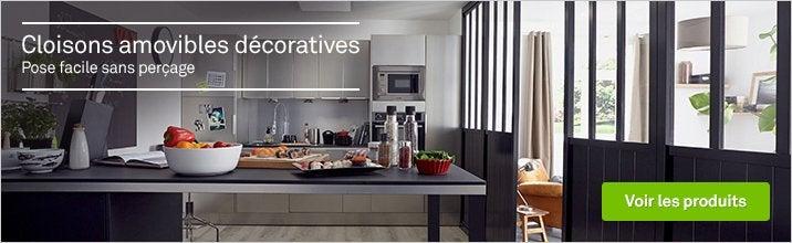 cloison amovible joue imposte et nez de cloison au. Black Bedroom Furniture Sets. Home Design Ideas